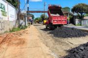 Cierran vía del ICBF en Florencia para adelantar labores de pavimentación