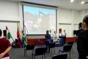 Comerciantes de Caquetá se capacitaron en atención de emergencias, evacuación y control de incendios