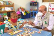 Más de cuatro mil niños regresan a la presencialidad en hogares del ICBF en Caquetá