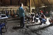 ART y USAID llegan a territorios indígenas de Caquetá para impulsar su conservación