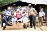 Construirán 323 baterías sanitarias en 35 veredas de Solita, sur de Caquetá