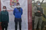 Capturan cinco disidentes y recuperan menor que operarían en Caquetá