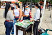 ICA en Caquetá participó en Feria Agro Empresarial realizada en Florencia