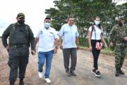 Tras amenazas de las disidencias, Alcalde de Cartagena del Chairá regresó a su municipio