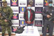Condenan a extorsionista capturado cuando recibía nueve millones de pesos en Florencia