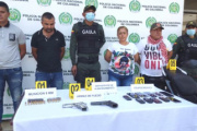 Envían a la cárcel a cuatro presuntos disidentes capturados en Caquetá