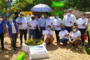 Excombatientes de las Farc y habitantes de Caquetá fortalecen lazos comunitarios