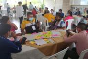 Realizan encuentro de cooperativismo y economía con excombatientes de Caquetá