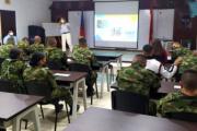 Miembros de las FF.MM. con discapacidad en Caquetá pueden acceder a servicios de la DCRI
