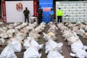 Incautan en Florencia cinco toneladas de coltán que serían de las disidencias